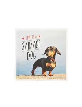 Love Is A Sausage Dog By Charlie Ellis by Forever 21