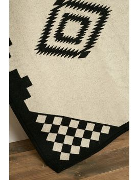 Pendleton Los Ojos Jacquard Throw Blanket by Pendleton