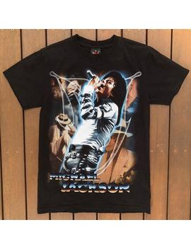 Vintage 90's Michael Jackson Smooth Criminal Unisex Small Rap Style T Shirt Retro King Of Pop Michael Jackson Bad Summer Festival Streetwear by Etsy