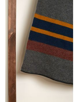 Pendleton Yakima Lake Bed Blanket by Pendleton