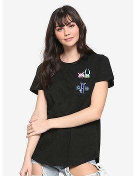 Disney Hercules Pain & Panic Pocket Girls T Shirt by Hot Topic