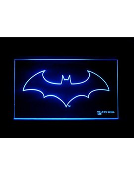 Batman Dark Knight Led Light Sign by Kunled