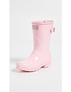 Original Short Back Adjustable Boots by Hunter Boots