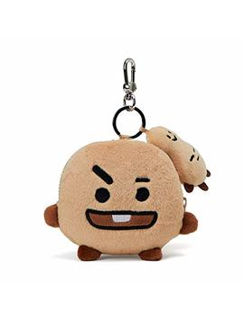 Bt21 Official Merchandise By Line Friends   Character Keychain Coin Purse Bag Charm by Bt21