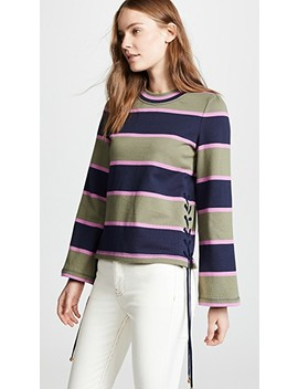 Rugby Top by Tory Burch