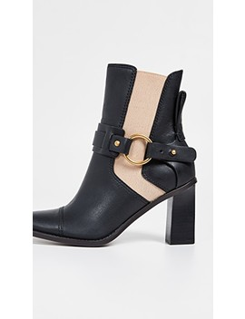 Alexis Harness Boots by See By Chloe