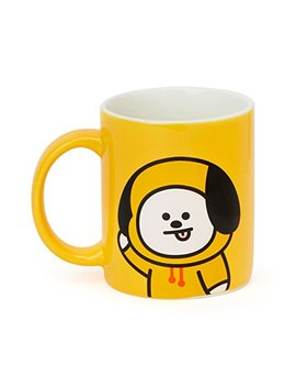Bt21 Chimmy Mug One Size Yellow by Bt21