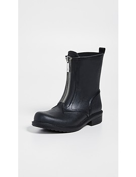 Storm Zip Rain Booties by Frye