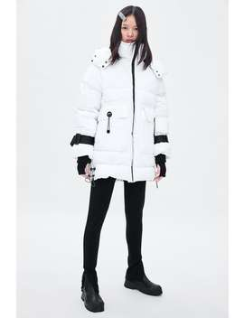 Limited Edition Sorona ® Dupont™ Puffer Coat  Outerweartrf Sale by Zara
