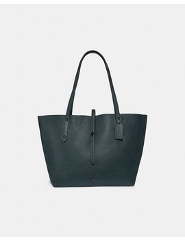 Market Tote With Metallic Interior by Coach