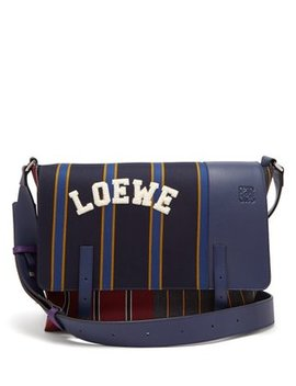 Varsity Messenger Bag by Loewe