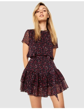 Cosette Mini Dress by The East Order