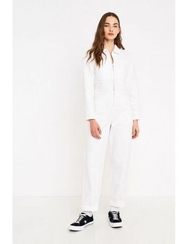 Bdg White Boilersuit by Bdg