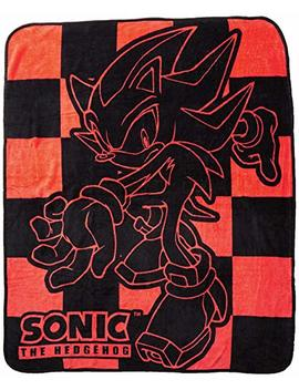 Sonic Hedgehog Shadow Blanket Goodies by Sonic