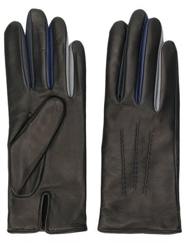 Cut Out Detailed Gloves by Agnelle