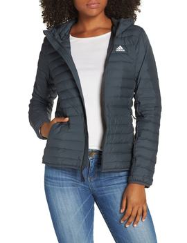 Varilite Water Repellent Hooded 600 Fill Power Down Jacket by Adidas