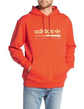 Kaval Hooded Sweatshirt by Adidas Originals