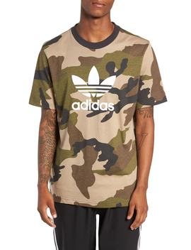 Camo T Shirt by Adidas Originals