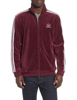 Velour Bb Track Jacket by Adidas Originals