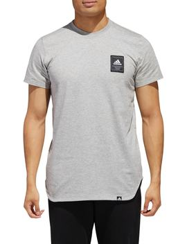 Scoop International T Shirt by Adidas