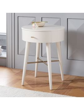 Penelope Nightstand   Oyster by West Elm