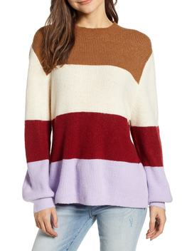 Stripe Sweater by Moon River