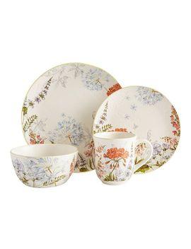 Garden Floral Dinnerware by Pier1 Imports