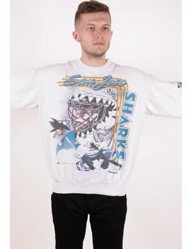 90s Vintage Athletic Sweatshirt Aa12303 by Mood Shop