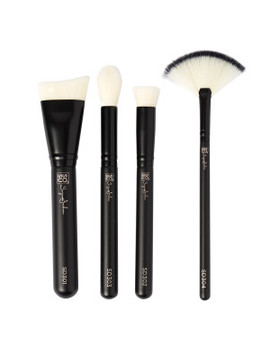 The Detail Collection 4 Piece Premium Brush Set by Sosu By Suzanne Jackson