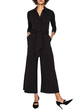 Beatrice Jersey Jumpsuit by Boden