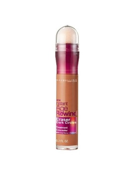 Maybelline Instant Age Rewind Eraser Dark Circles Treatment Concealer 148 Hazelnut   0.2 Fl Oz by Maybelline