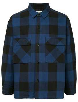 Longsleeved Checked Shirt by Monkey Time