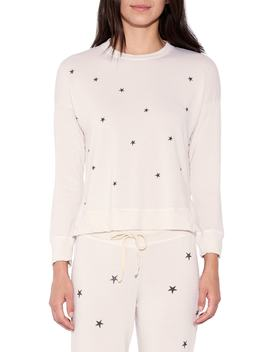 Stars Terry Pullover by Sundry
