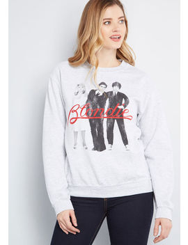 Blondie Graphic Sweatshirt by Modcloth