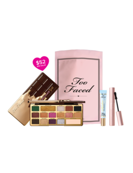 Sex, Gold &Amp; Chocolate by Too Faced