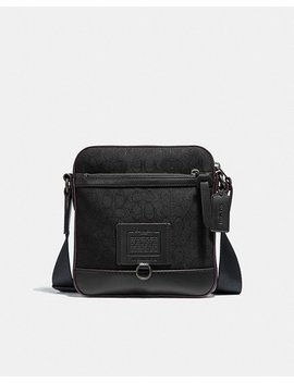Rivington Crossbody In Signature Jaquard by Coach