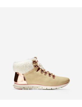 Women's ZerØgrand Hiker Boot by Cole Haan