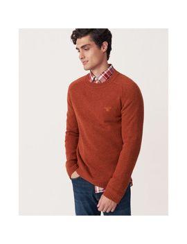 Gant Shetland Crew Sweater by Gant