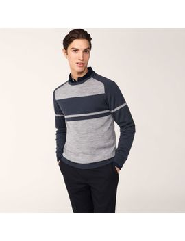 Gant Striped Crew Sweater by Gant