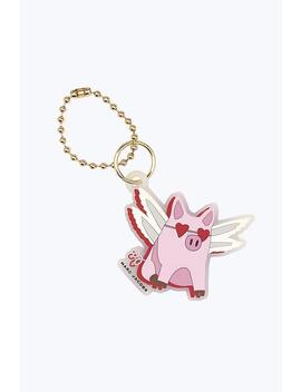 Flying Pig Charm by Marc Jacobs