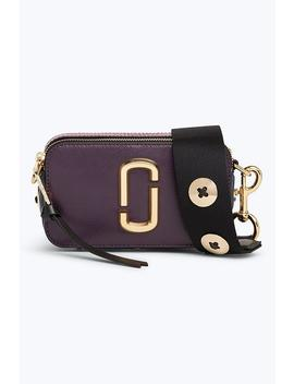 Button Snapshot Small Camera Bag by Marc Jacobs