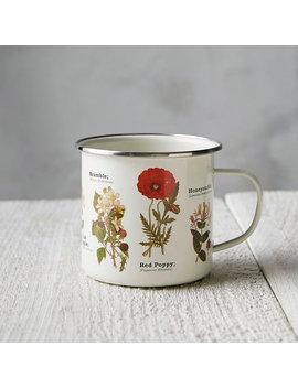 Enamel Wildflower Mug by Terrain