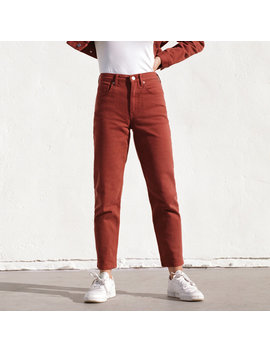 The Edition 01 Straight Jean by Everlane