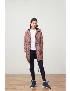 Tatiana Long Jacket by Fila
