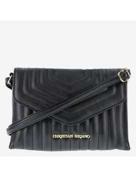 Women's Karessa Quilted Crossbody by Learn About The Brand Christian Siriano For Payless