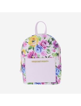 Remi Floral Mini Backpack by Learn About The Brand Christian Siriano For Payless