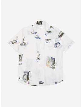 Cornwall All Over Print Shirt   Multi by Soulland