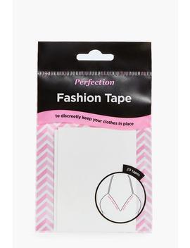 Pre Cut Body Tape 20 Pack by Boohoo