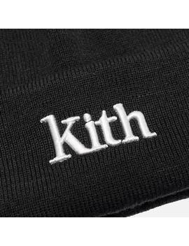 Kith Serif Beanie by Kith