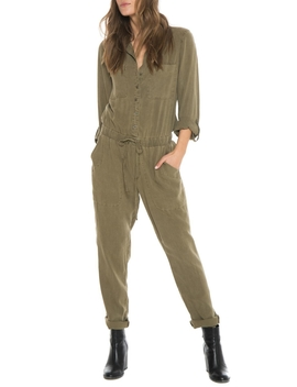 Utility Jumpsuit by Little Apple, San Diego